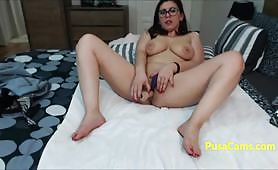 Chubby Big Tits Webcam Sex