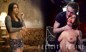 Hostelxxx Felicity Feline & Jade Jantzen Robbed and Roped Part 1