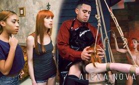 Alexa Nova & Kendall Woods
